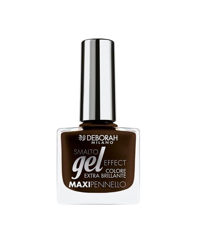 Gel Effect Nail Polish - 56 Bombay Brown