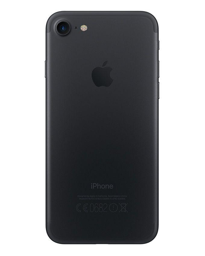 آيفون 7 - 128 جيجا بايت - أسود