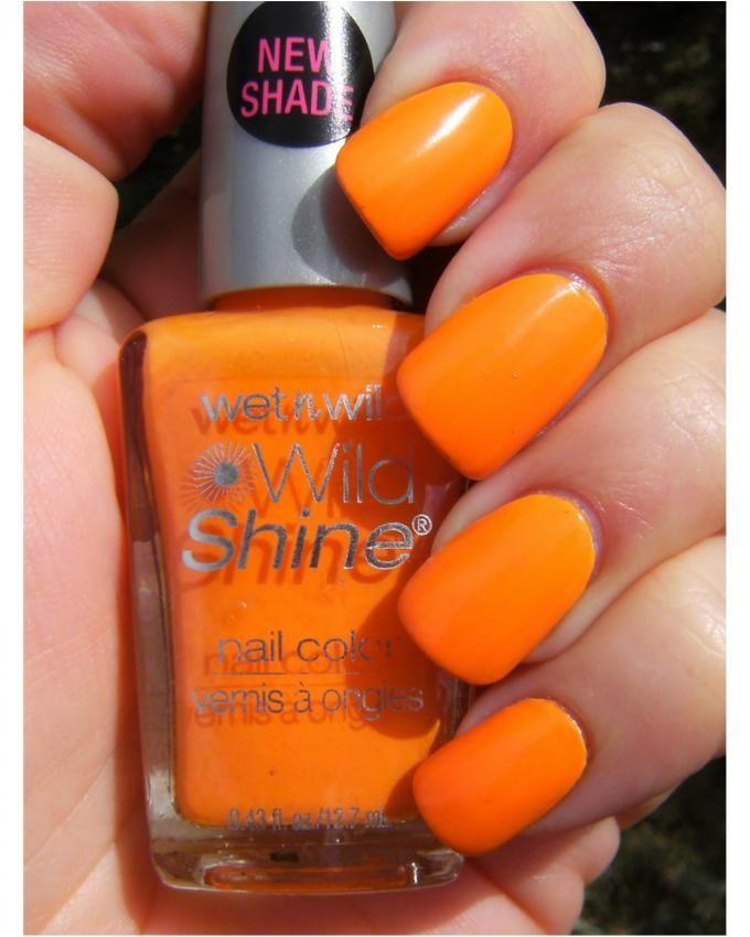 Shine Nail Polish - 405 Sunny Side Up