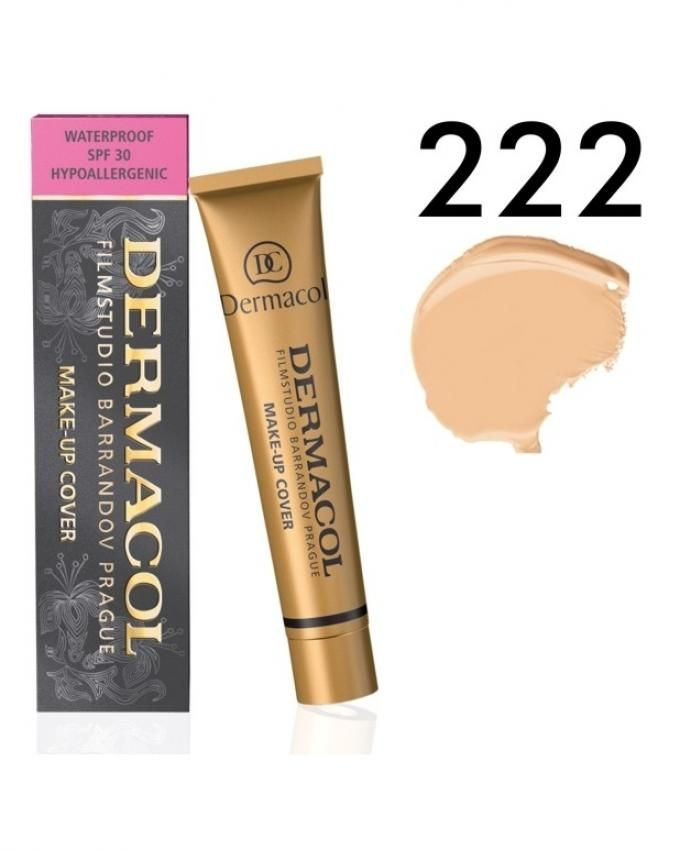 Waterproof Make-Up Cover - 222