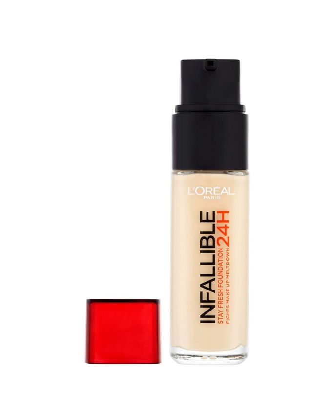 24H Infallible Foundation – 015 Porcelaine/Porcel