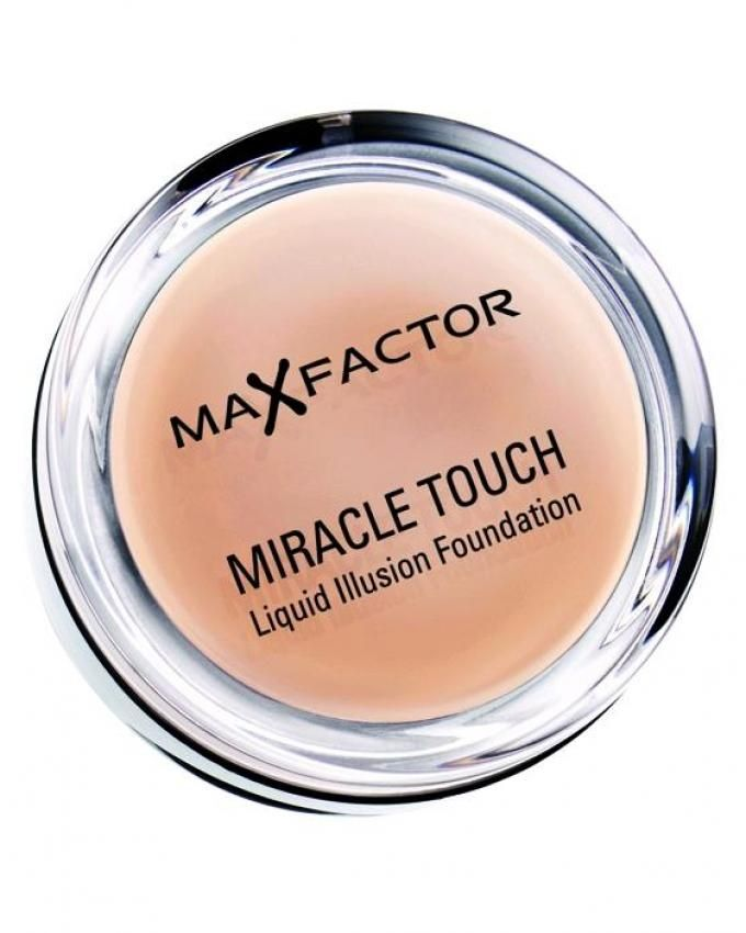 Miracle Touch Foundation - 045 Warm Almond
