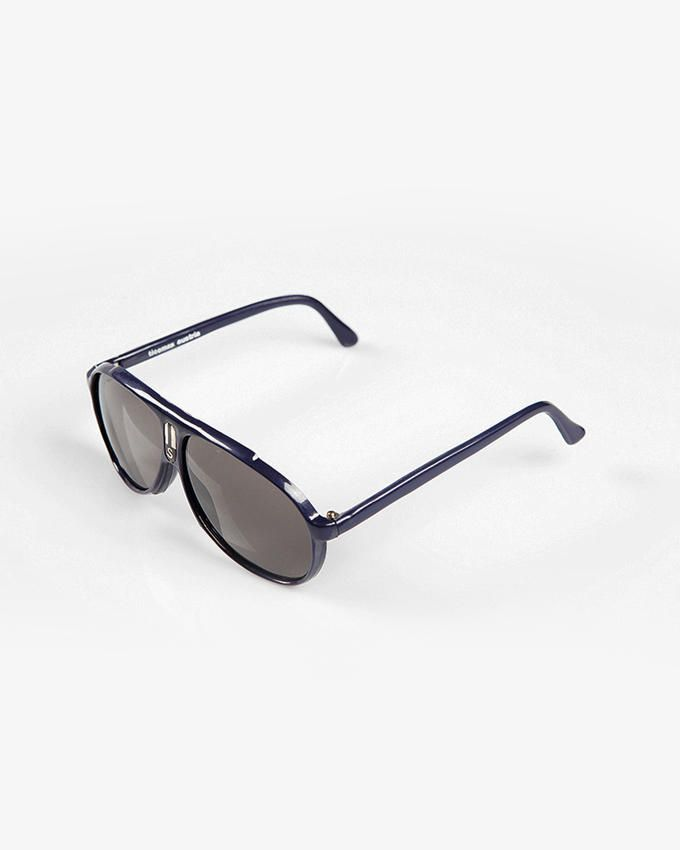 Ticomex Aviator Style Kids Sunglasses - Navy Blue