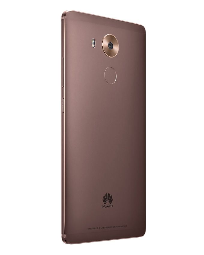 Mate 8 High Edition- 6 Dual SIM Mobile Phone - Mocha Brown