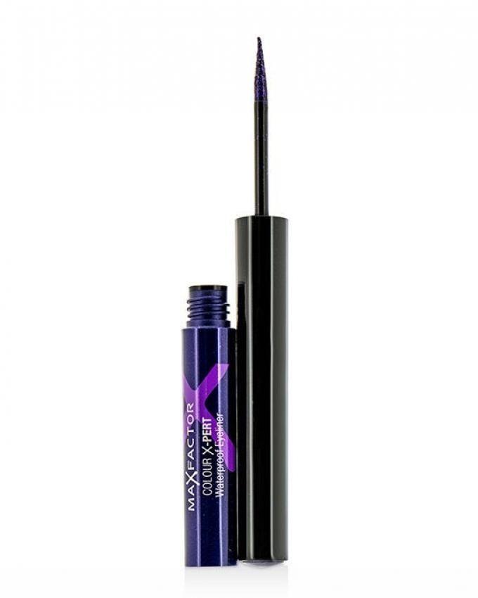 Colour X-Pert Waterproof Eyeliner - 03 Metallic Lilac