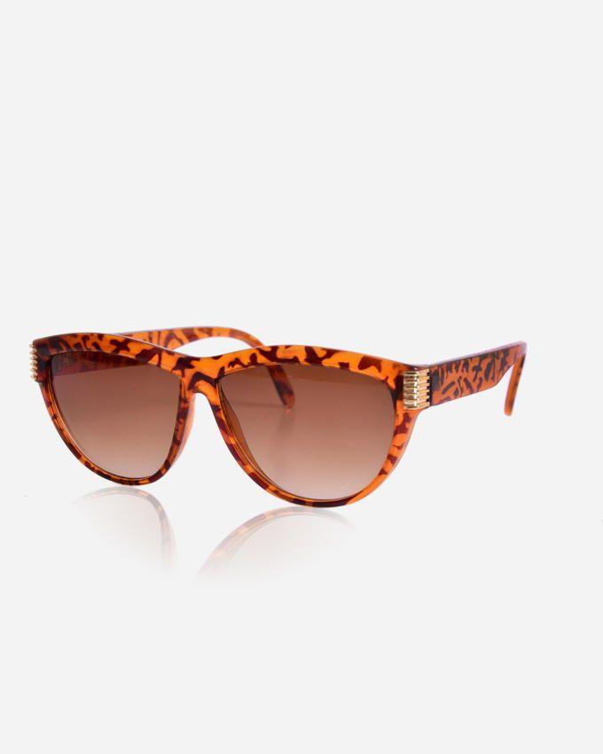 Ticomex Vintage Novelty Women's Sunglasses - Havana