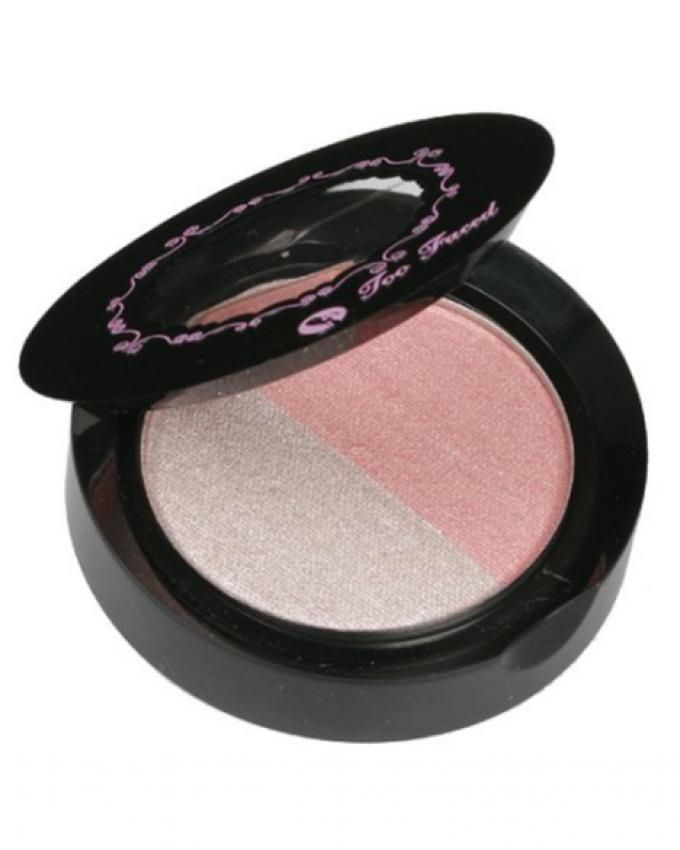 Duo Hollywood Eye Shadow - 2 Shades - Ha-Down