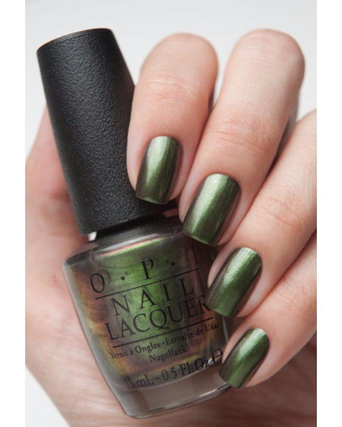 Nail Polish - NL C18 Green on The Runway - 15ml