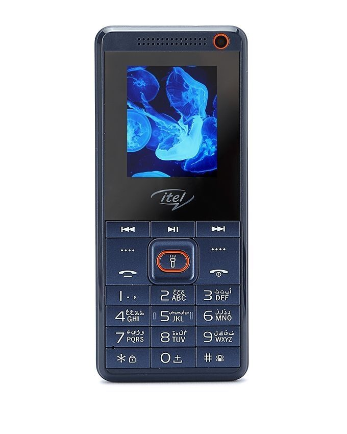 it2180 - 1.77 Dual SIM Mobile Phone - Blue