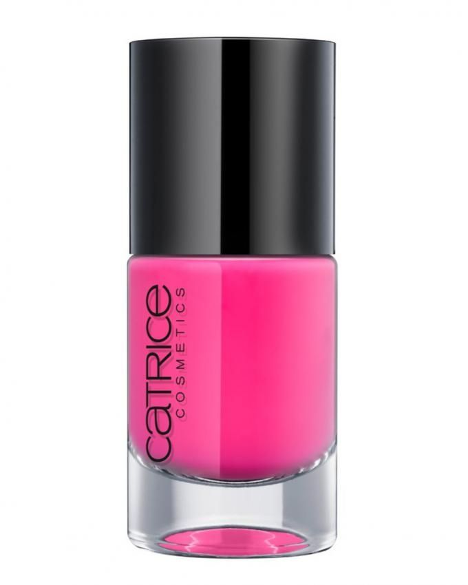 Ultimate Nail Lacquer - 27 The Pinky And The Brain