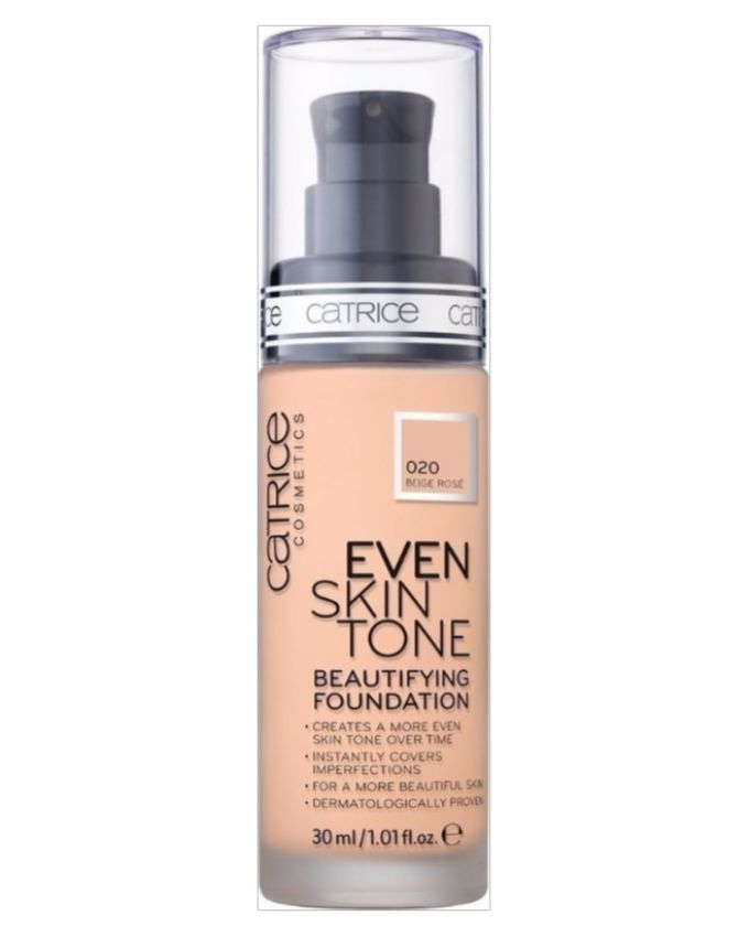 Even Skin Tone Beautifying Foundation – 020 Beige Rose