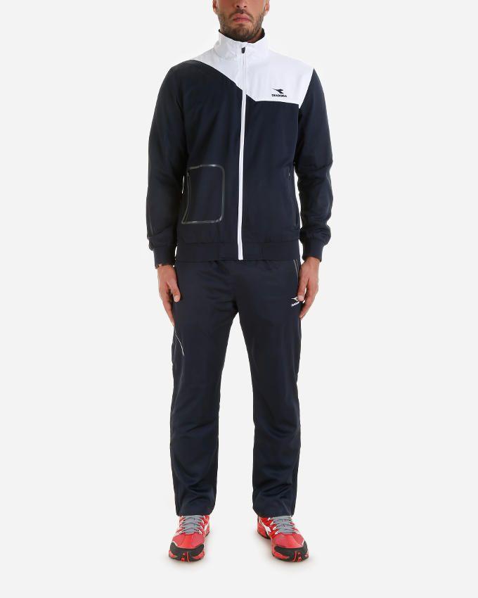 Diadora Training suit - Navy