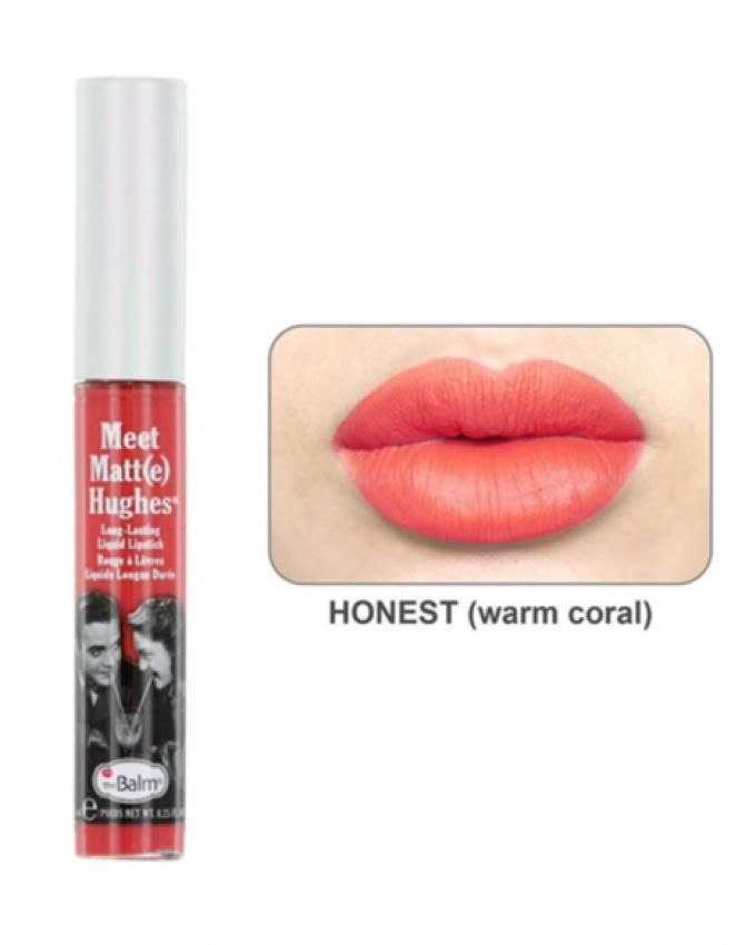 Meet Matt(e) Hughes Lip-Gloss – Honest