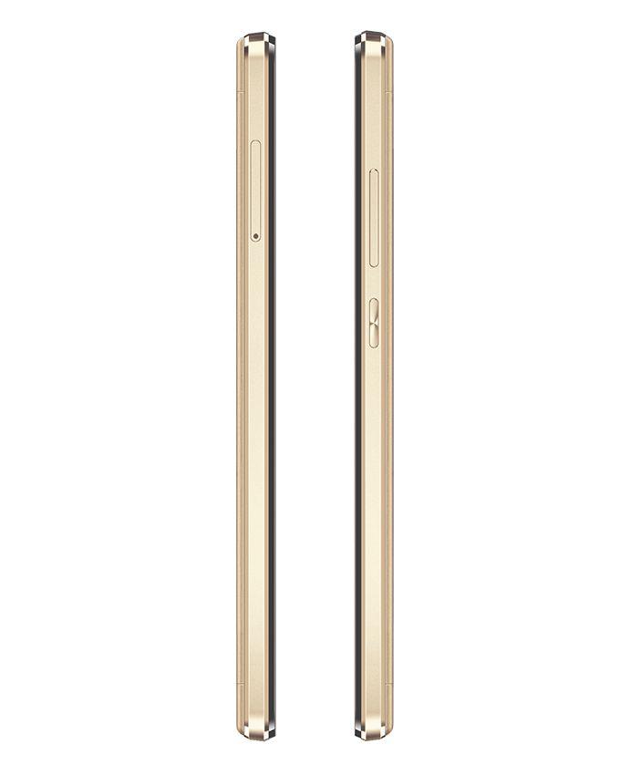 X521 هوت اس – موبايل ثائي الشريحة 4G - شاشة 5.2 بوصة - ذهبي