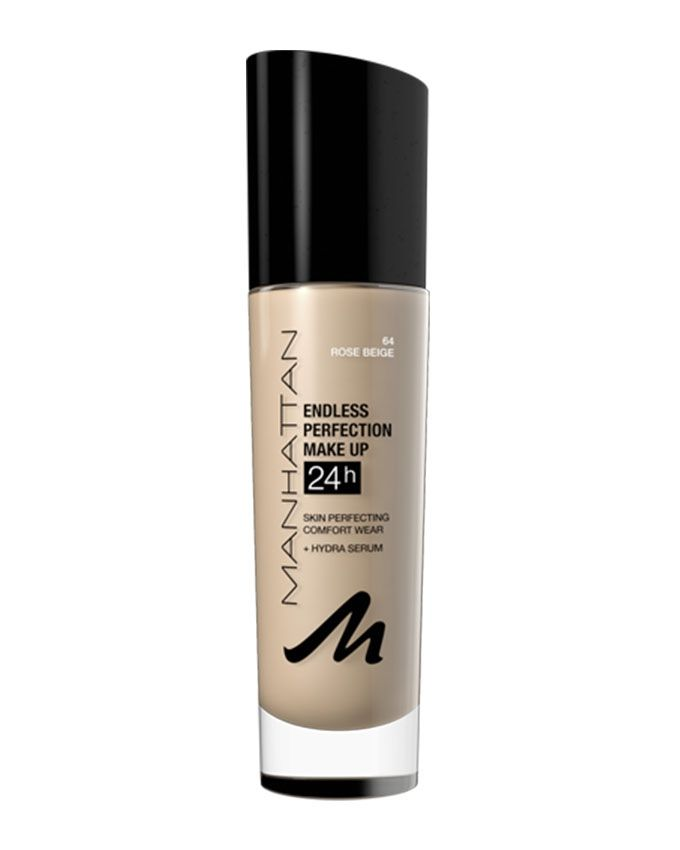 Endless Perfection Makeup – Skin Perfecting Comfort Wear - 64 Rose Beige