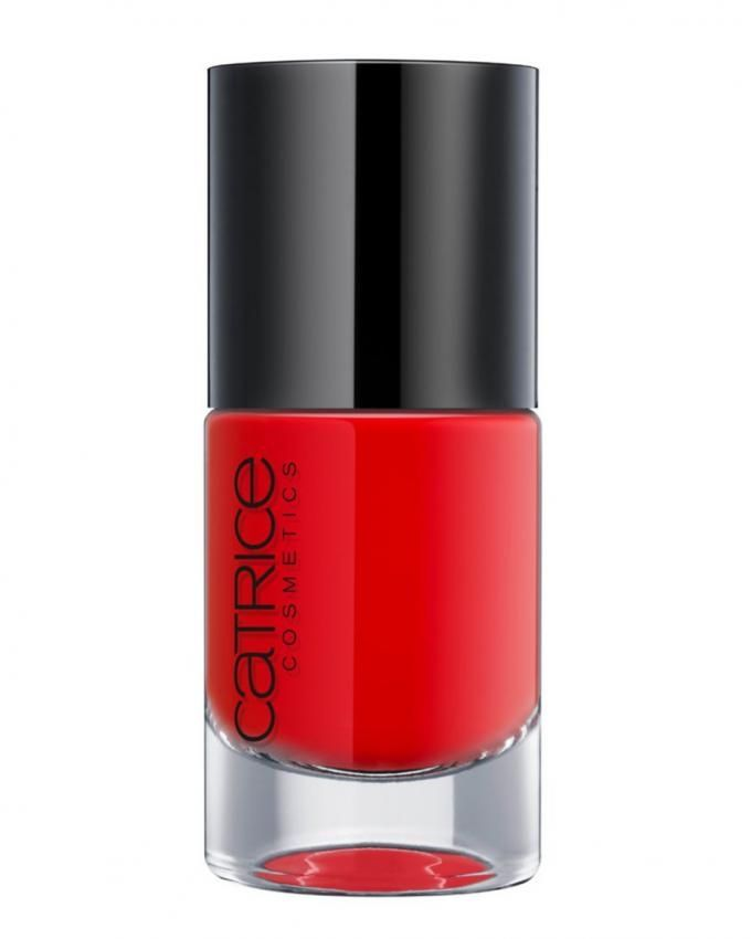 Ultimate Nail Lacquer - 91 Its All About That Red