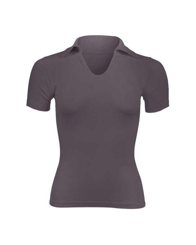 Silvy Carla Grey Lycra Bodywear
