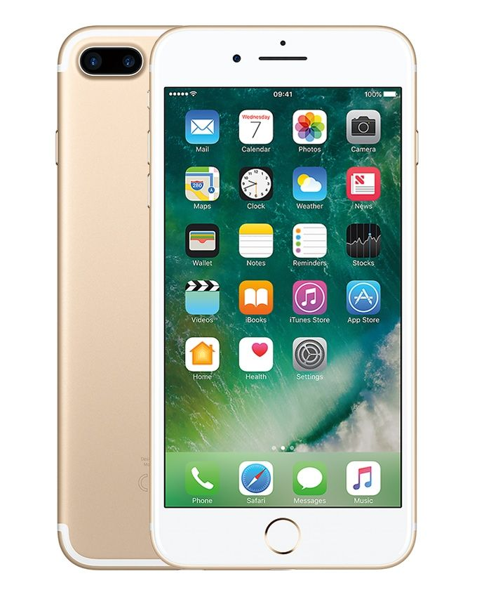 iPhone 7 Plus - 256GB - Gold
