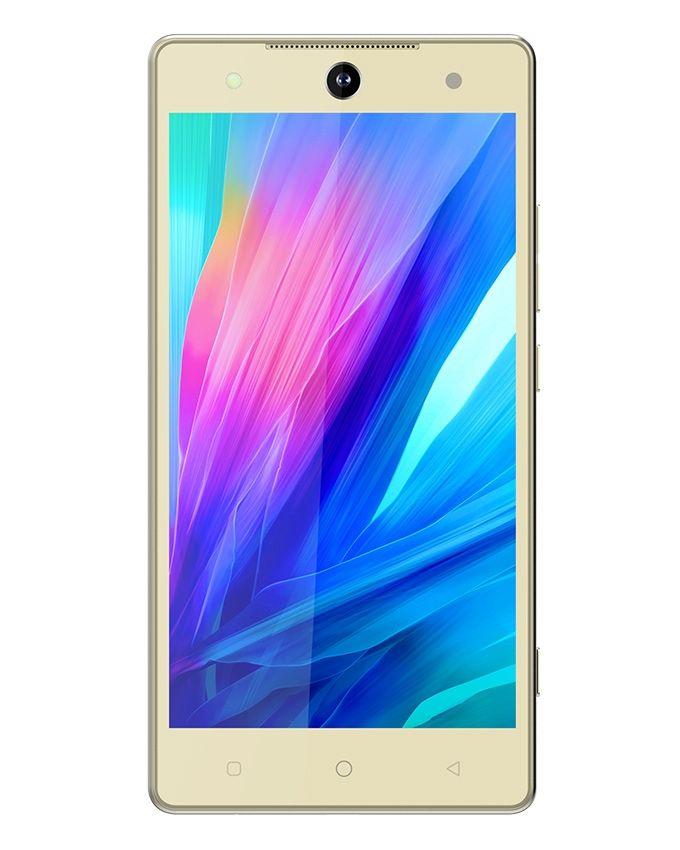 Camon C7 - 5.0 - 3G Dual SIM Mobile Phone - Champagne Gold
