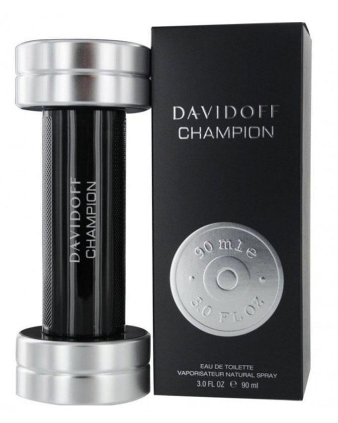 Davidoff Champion - EDT - for Men - 90ml