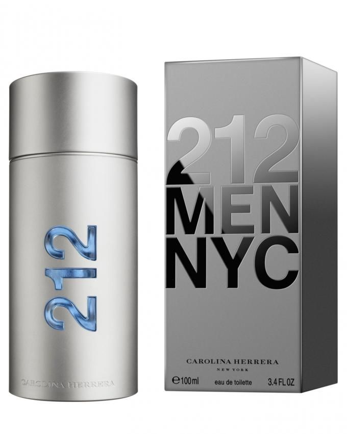 212 NYC - For Men - EDT - 100ml