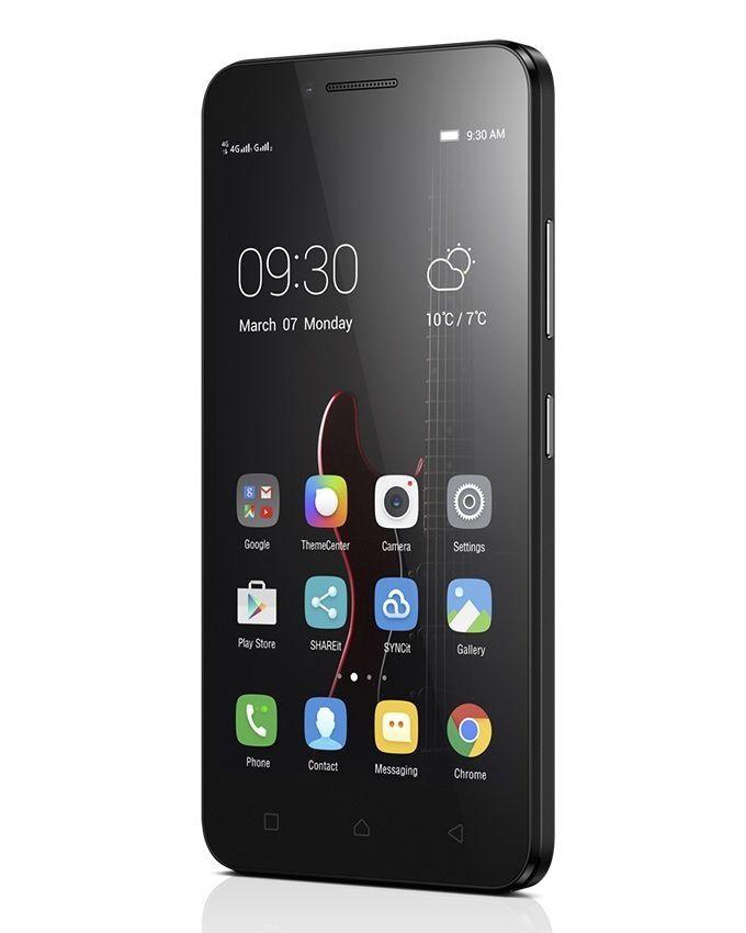 Vibe C (A2020) - 5.0 - 16GB Dual SIM Mobile Phone - Black + S-K07 Mobile Phone OTG Connect Kit