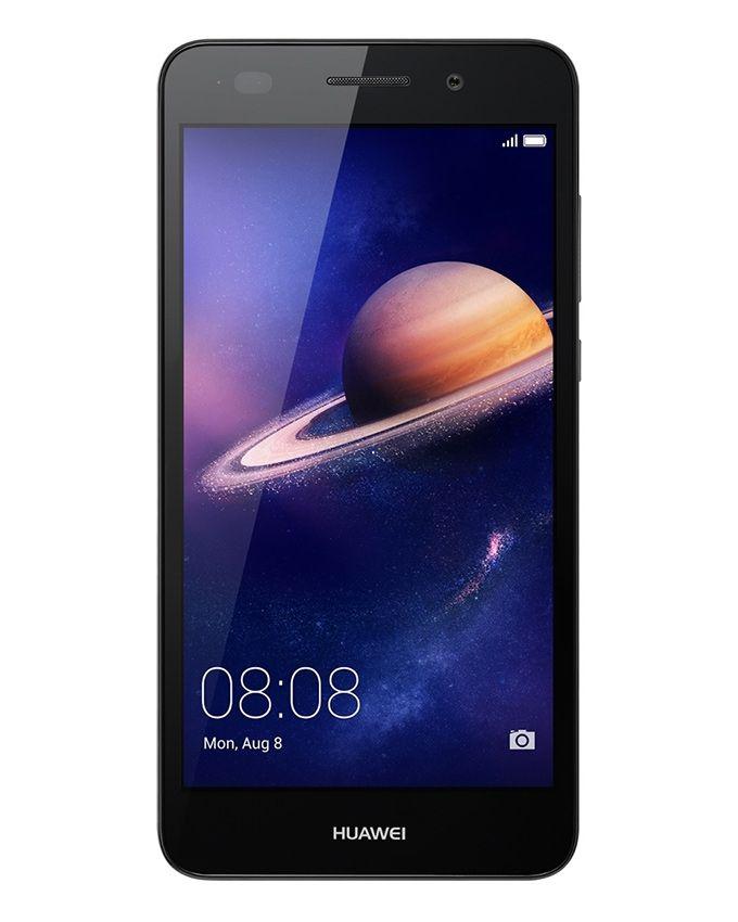 موبايل Y6 II - شاشة 5.5 بوصة - خاصية 4G - ثنائي الشريحة - أسود