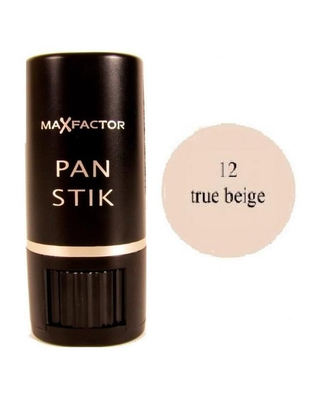 Pan Stik Foundation - 12 True Beige