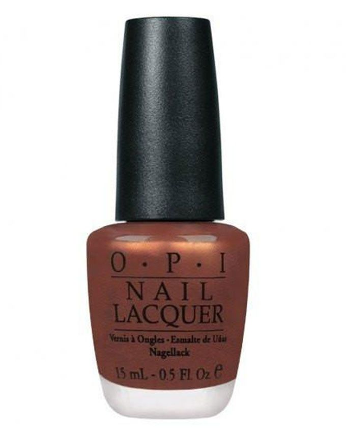 Nail Lacquer - Brisbane Bronze - 15ml