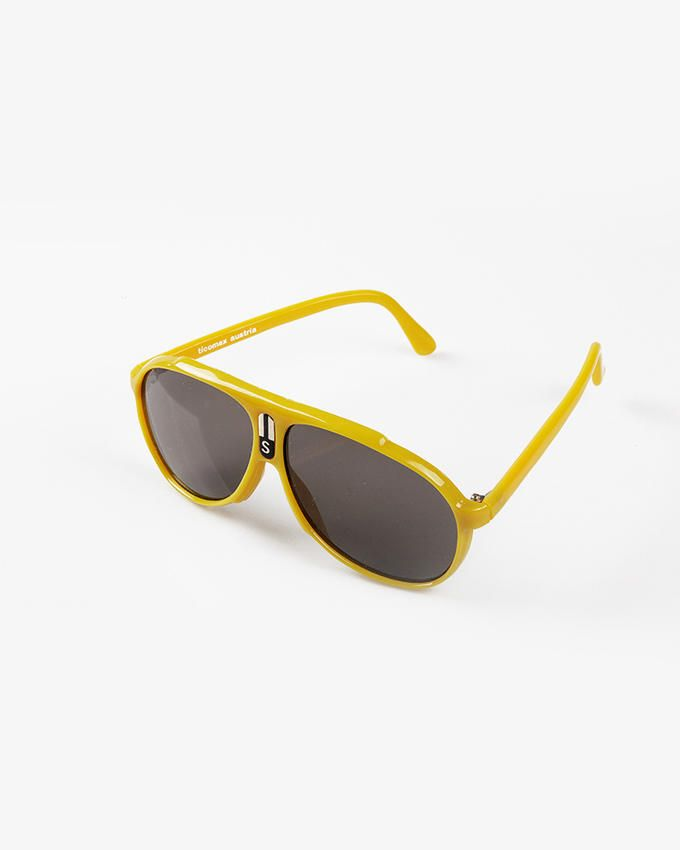 Ticomex Aviator Style Kids Sunglasses - Yellow