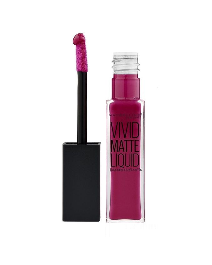 Color Sensational Vivid Matte Liquid - 40 Berry Boost