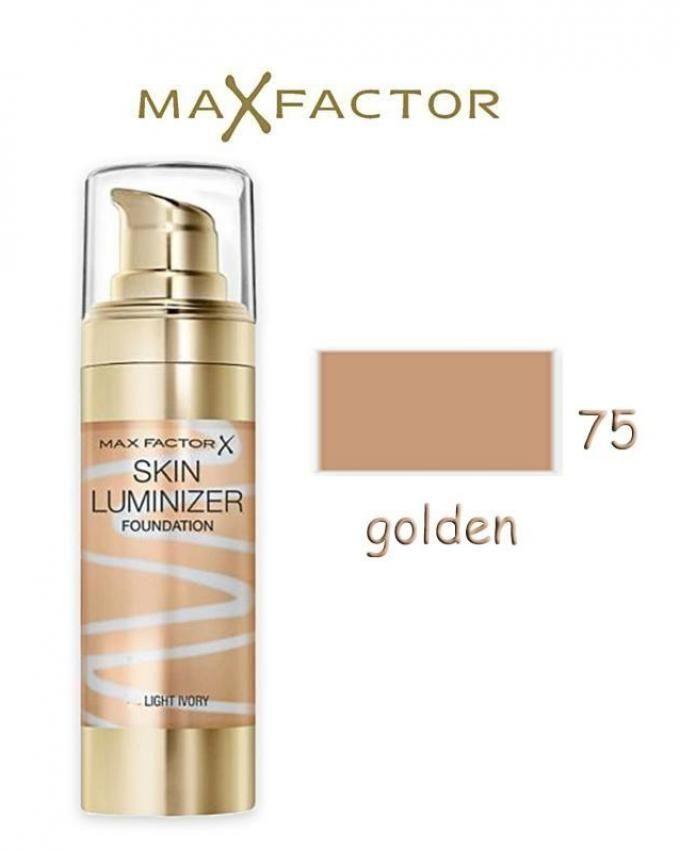 Skin Luminizer Foundation - 75 Golden