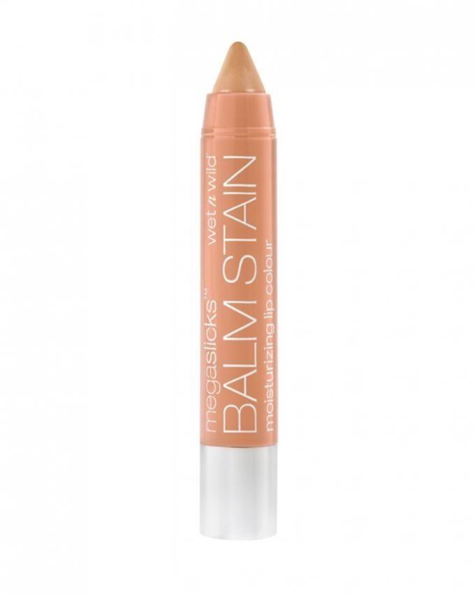 129 Megaslicks Balm Stan Moisturizing Lip Colour - Nudist Colony