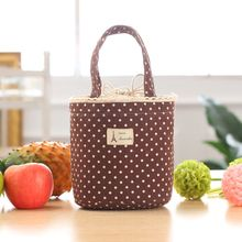 847a5f7c1b362 Thermal Insulated Lunch Box Cooler Bag Tote Bento Pouch Lunch Container BW