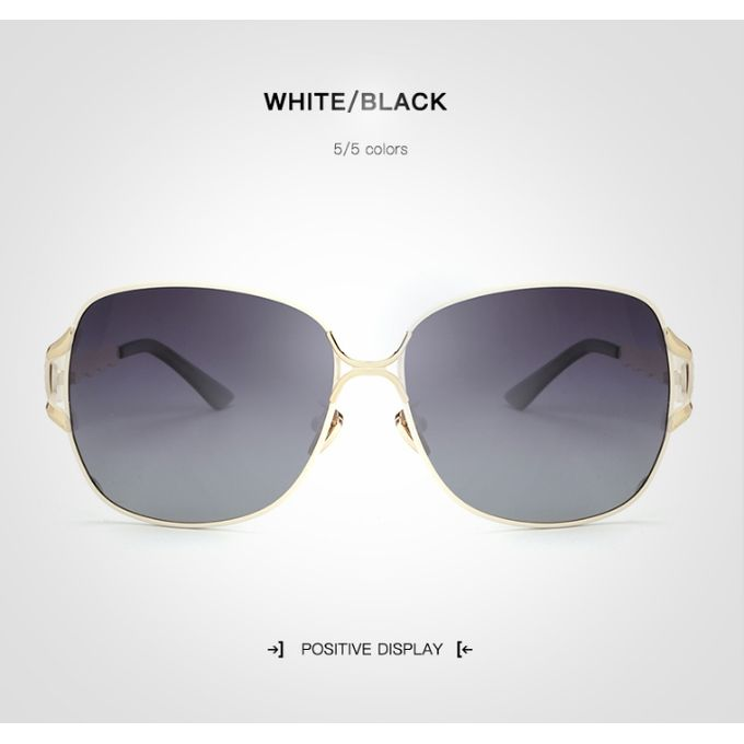 1c96d7493df7 Hot Female Polarized Sunglasses Women Luxury Alloy Frame Eyewear Retro Lady  Oculos De Sol With Case