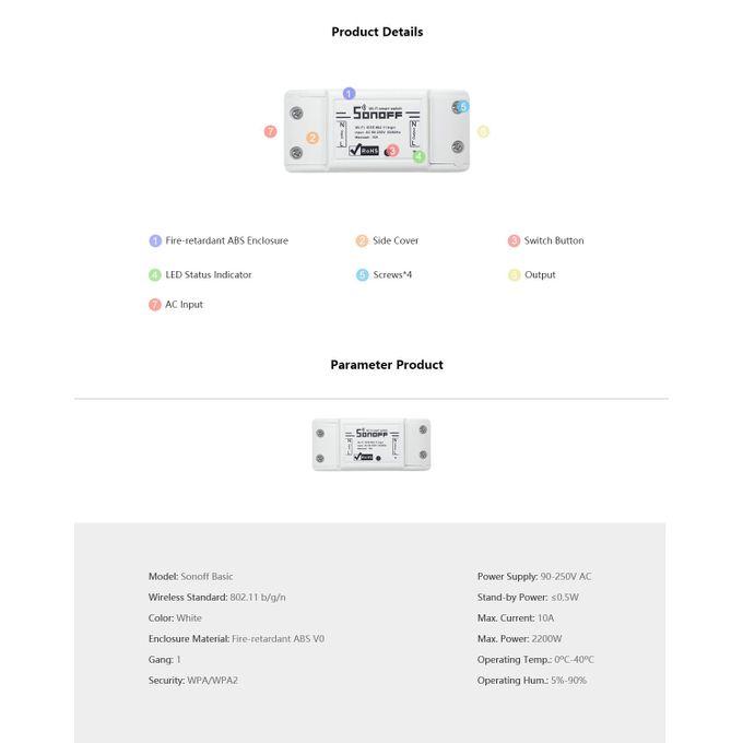 Wifi Smart Switch Basic