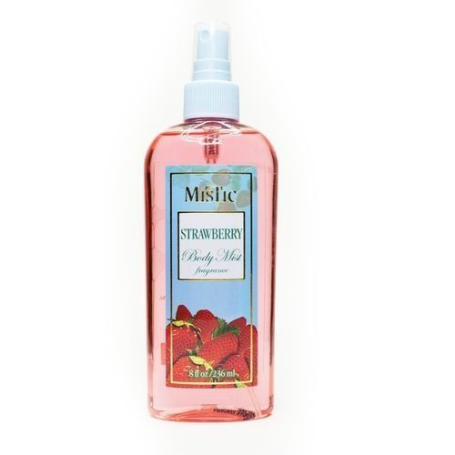 Strawberry Body Mist - For Women - 236 ml