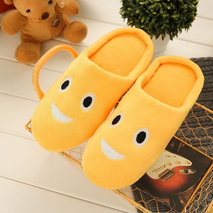 04135af745c5 Sale on Hiamok Women Men Warm Slipper Indoors Anti-slip Winter House ...