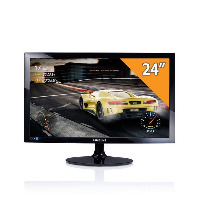 شاشة ألعاب S24D330H - 24 بوصة - Full HD LED