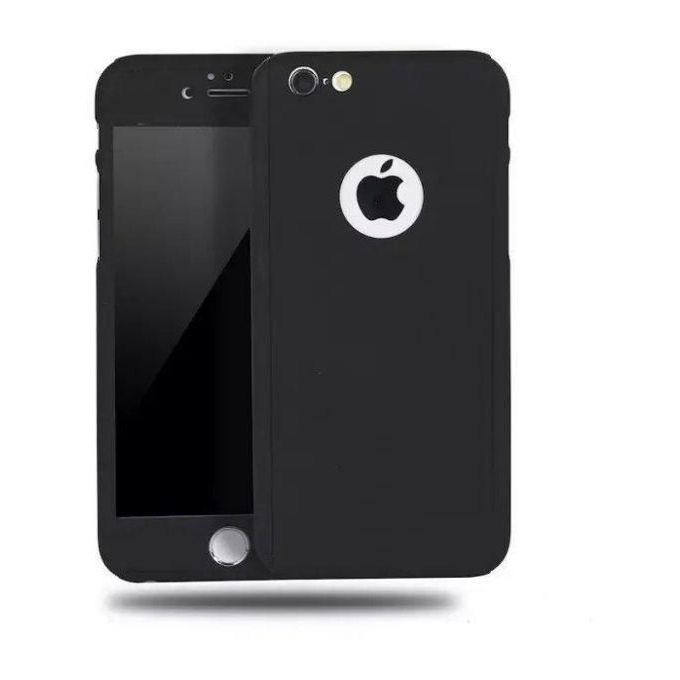 huge discount bb461 7a2a8 Iphone 7 - 360 Full Protection Case With Glass Screen Protector