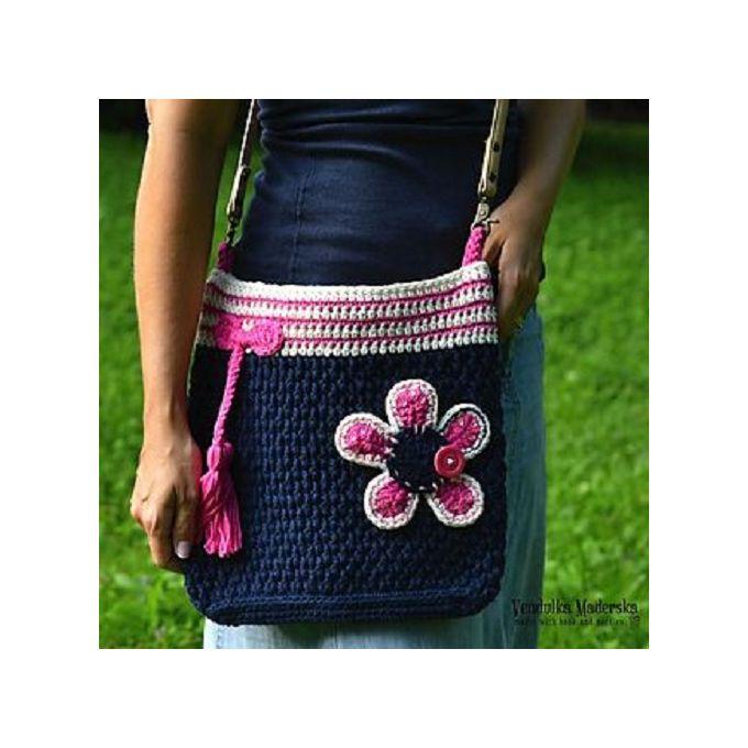 Sale On Crochet Cross Body Bag Jumia Egypt
