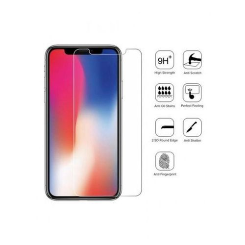 check out 81c3f 2117b IPhone XS MAX Glass Screen Protector Clear