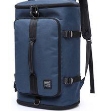 d0424be7f0b0c الرجال حقائب السفر قدرة كبيرة للماء الأمتعة سهلة الحمل