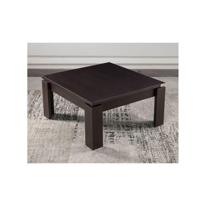 Kabbani Natural Wood Living Room Table