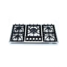 Stainless Steel Built-In Hob Gas - 90 cm - 5 Burners