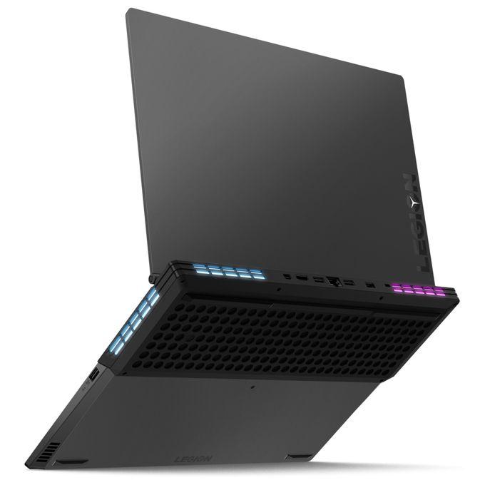 Lenovo Legion Y740 لاب توب ألعاب - Intel Core I7-8750H - رام 16 جيجا - هارد 1 تيرا + SSD 256 جيجا - 15.6 بوصة FHD - مُعالج رسومات 8 جيجا - Windows 10 - لوحة مفاتيح باللغة الإنجليزية