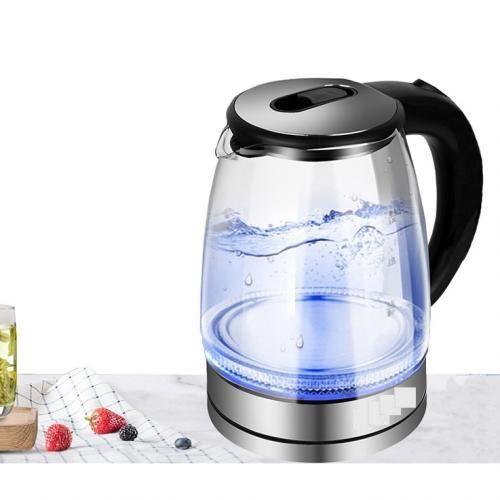غلاية مياه زجاج كهربائية - 1.8 لتر