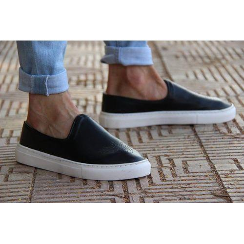 حذاء كاجوال رجالي أسود