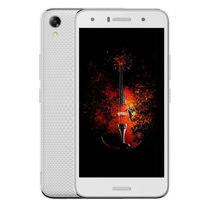 X559 -موبيل انفيكس- هوت 5 5.5- بوصة -16 جيجا بايت 3G -أبيض