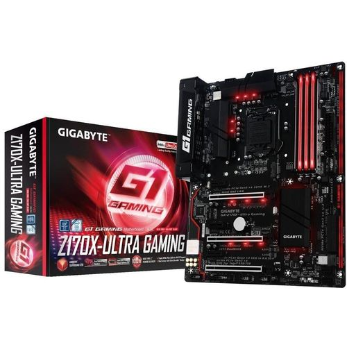 Z170X-Ultra Gaming Motherboard